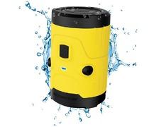 SCOSCHE BoomBottle H2O - jaune
