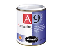 NAUTIX Antifouling A9T.Speed 0.75L orange fluo