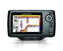 HUMMINBIRD Helix 5HD sonde traversante