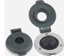 LOFRANS Contacteur à pied montée (bouton noir capot gris)