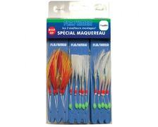 FLASHMER Bas de ligne Kit Special Maquereau
