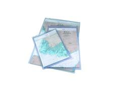 Pochette imperméable pour carte et règle de course 58 x 78 c