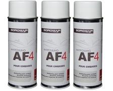 SOROMAP Aérosol 400mL antifouling AF4