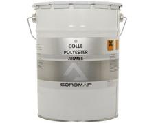 SOROMAP Colle polyester armée 5kg
