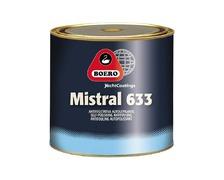 BOERO Antifouling Mistral 633 0,75L bleu