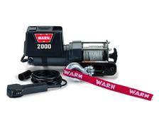 WARN DC 2000 Treuil électrique 900kg