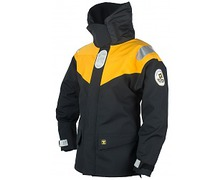 COTTEN Veste RACING Noir/Jaune XL