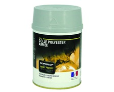 SOROMAP Colle polyester armé 0,75L + catalyseur