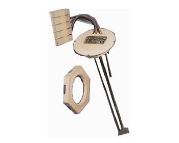 scheiber jauge eau 4 niveaux pour r servoir hauteur maxi 800mm gestion eau bigship. Black Bedroom Furniture Sets. Home Design Ideas