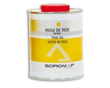 Soromap huile de teck 1l entretien teck bigship accastillage accessoires pour bateaux - Entretien teck huile de lin ...
