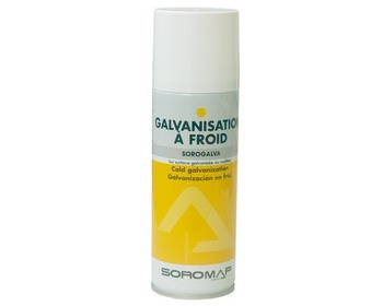 Soromap a rosol 200ml galvanisation froid r novation et protection bigship accastillage - Galvanisation a froid ...