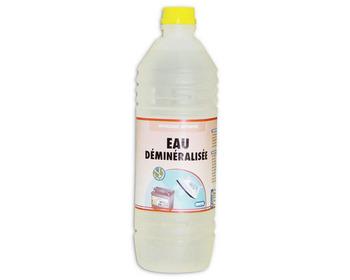 Comment utiliser bandelette - Eau distillee ou demineralisee ...