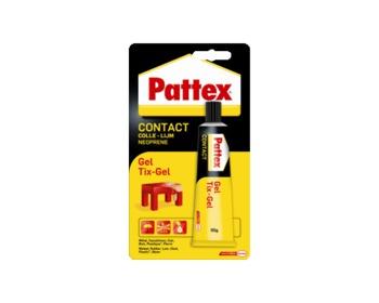pattex colle contact gel 50g colle bigship accastillage accessoires pour bateaux. Black Bedroom Furniture Sets. Home Design Ideas