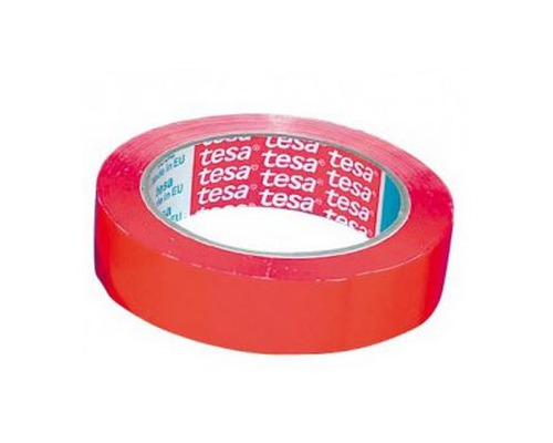 TESA Masquage 19 mm rouge 4204