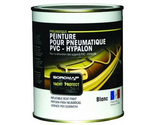SOROMAP Peinture Pneumatique 0,75L Blanc