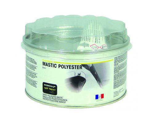 SOROMAP Mastic polyester Plastoboat  500g + catalyseur