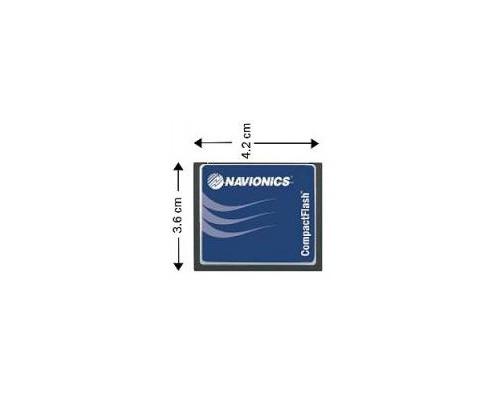 NAVIONICS+ Small CF 5G557S2