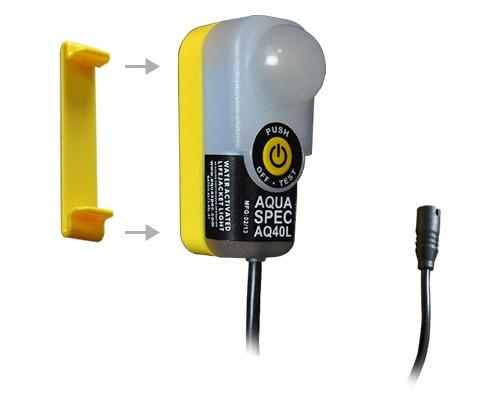 AQUASPEC AQ40L lampe gilet LED