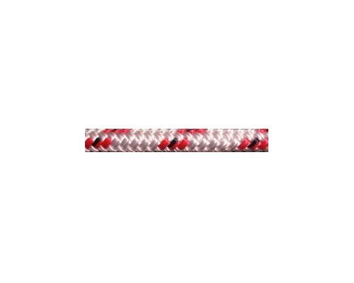 MEYER Drisse Fastnet Ø12mm blanc fil rouge
