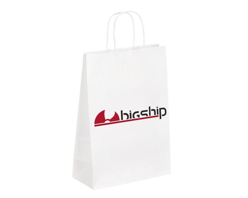 BIGSHIP Sacs papiers Bigship | Lot de 250