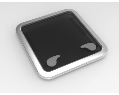 GOIOT Opal T40 gris satiné 421 x 421mm