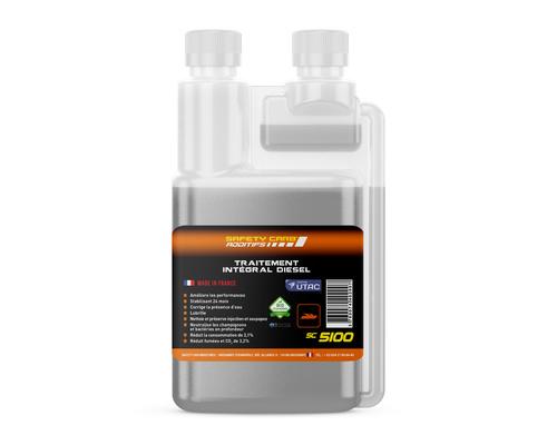 GREEN CARB & SAFE Traitement intégral Diesel 250ml