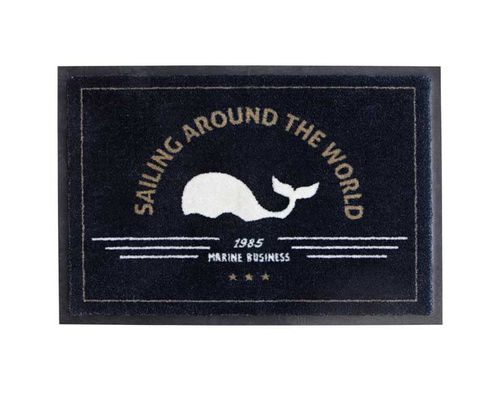 MARINE BUSINESS Tapis Whale