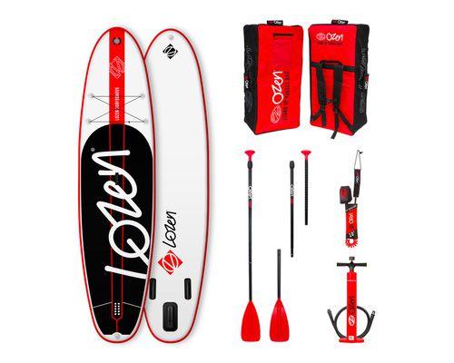 LOZEN Pack Paddle 10'8 plus équipement complet