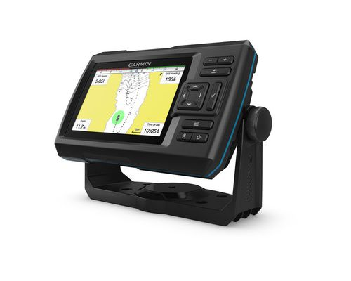 GARMIN Striker Plus 5cv + GT20-TM (4 pin)