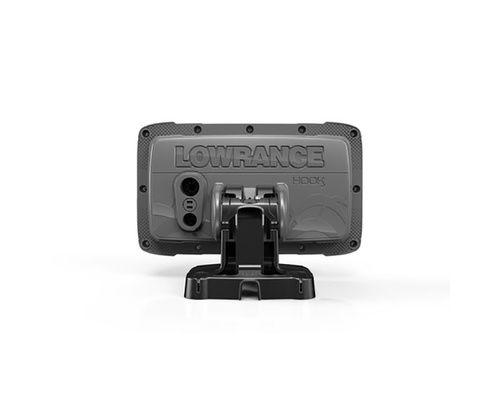LOWRANCE HOOK2-5 Combiné GPS avec sonde SplitShot