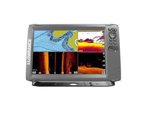 LOWRANCE HOOK2-12 Combiné GPS avec sonde TripleShot