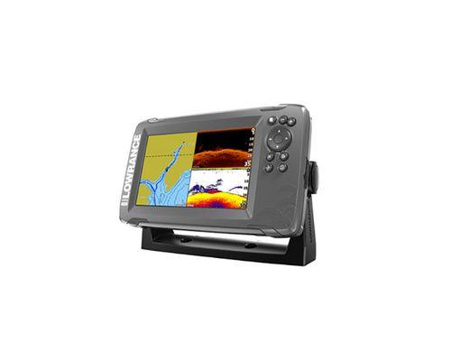 LOWRANCE HOOK2-7 Combiné GPS avec sonde SplitShot