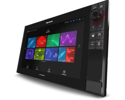 RAYMARINE Axiom Pro-RVX Ecran Hybride tactile 16'' 1KW DV 3D