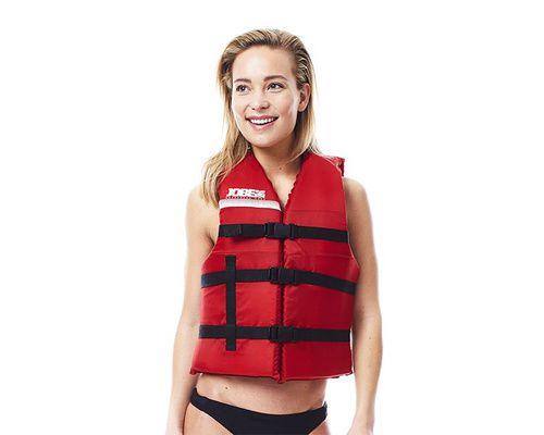 JOBE Gilet de sauvetage Universal Vest rouge