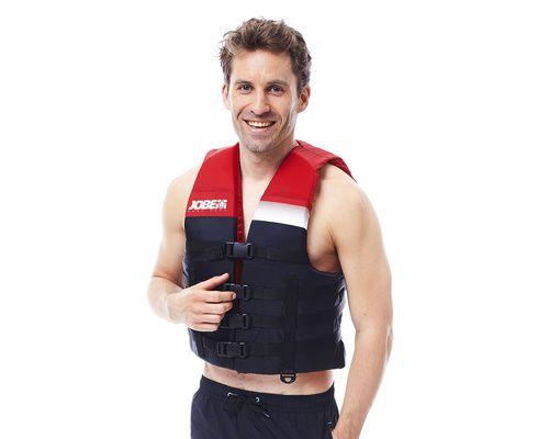JOBE Gilet de sauvetage Dual Veste rouge S/M