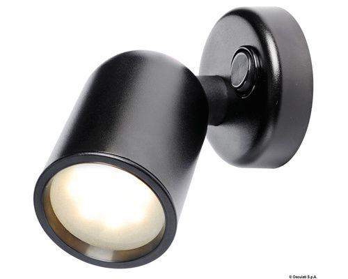 OSCULATI Spot LED avec interrupteur