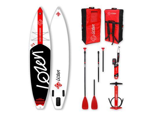 LOZEN Pack Paddle 11'6 plus équipement complet