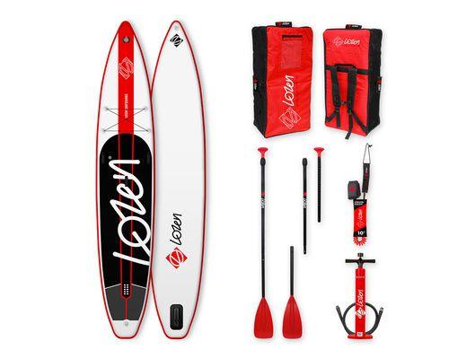 LOZEN Pack Paddle 12'6 plus equipement complet