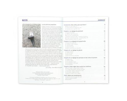 V&V Comprendre : Le reglage des voiles et du greement