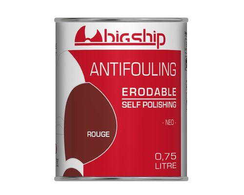 BIGSHIP Antifouling erodable 0,75L