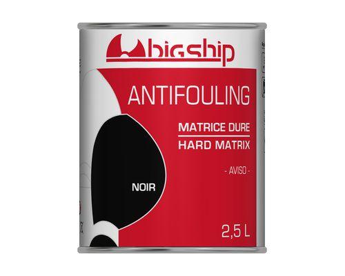 BIGSHIP Antifouling matrice dure 0,75L