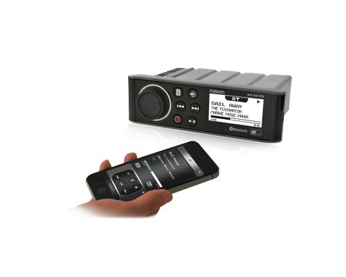 FUSION Poste Radio RA-70N Bluetooth   NMEA 2000