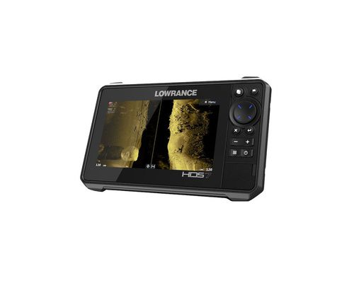 LOWRANCE Combiné tactile HDS7 LIVE - sans sonde