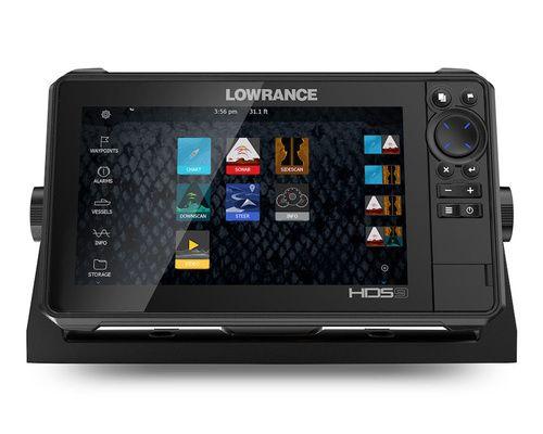 LOWRANCE Combiné HDS9 LIVE - avec sonde Active Imaging 3-1