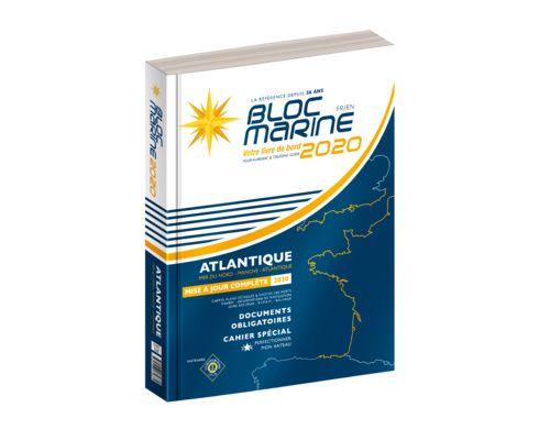 BLOC MARINE Manche Atlantique 2020