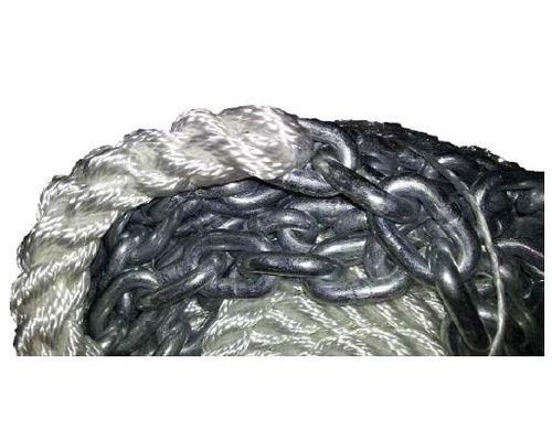 Bosse de mouillage mixte - Cordage 10x30m - Chaine 6x10m