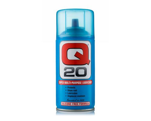 Q20 Lubrifiant sans silicone dégrippant chasseur d'humidité