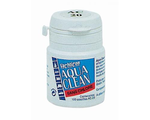 YACHTICON Aqua clean comprimés AC20