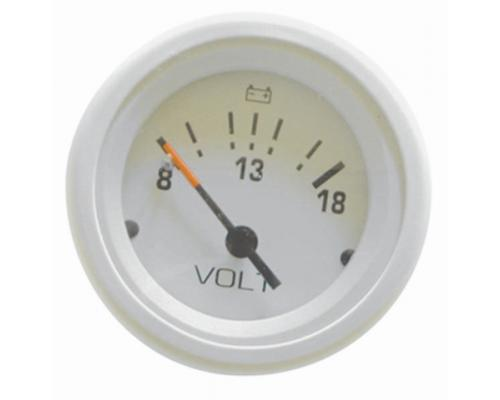 VEETHREE Artic Ø52mm voltmètre 8 - 18V