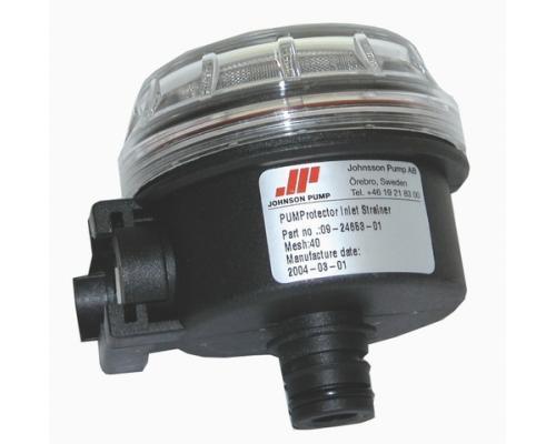 Johnson filtre en entr e pour pompe 40 mesh traitement for Filtre pour pompe a eau